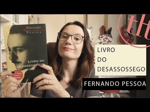 Livro do Desassossego (Fernando Pessoa) | Tatiana Feltrin