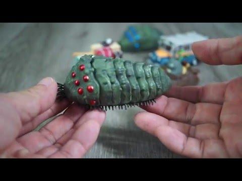 Ensky 宮崎駿 吉卜力迴力車系列《風之谷》推出「王蟲造型迴力車」 開箱