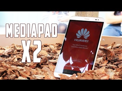 Huawei Mediapad X2, Primeras impresiones MWC 2015