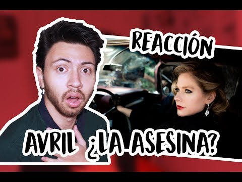 REACCIÓN A 'I FELL IN LOVE WITH THE DEVIL' - AVRIL LAVIGNE | Niculos M