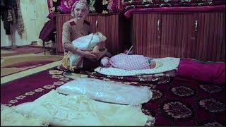 Ждали тройню, родилась двойня — печальная история семьи из Оша. Видео