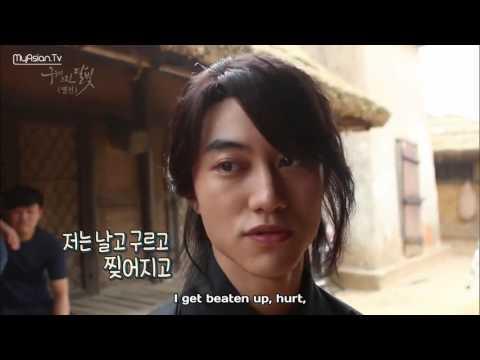 LITM-Kwak Dong Yeon cute confession on Park Bo Gum