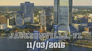 11/03/2016 JACKSONVILLE, FL - Invitation to a Donald Trump Election Rally
