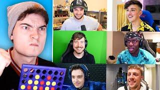 1v1ing Every YouTuber (Mr Beast, KSI, Morgz)
