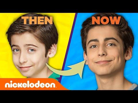 Aidan Gallagher's Transformation Season 1 vs. Season 4   Nicky, Ricky, Dicky, and Dawn