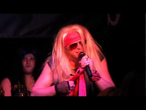 Platinum Spandex - The Hellion, Electric Eye, & Metal Health.wmv