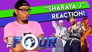 SHARAYA J | All Performances | THE FOUR