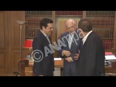 Η συμφωνία ΕΕ-Τουρκίας στο επίκεντρο της συνάντησης του Αλ. Τσίπρα με τον Π. Σάδερλαντ