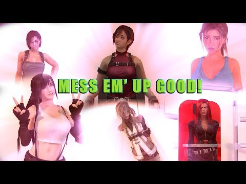MESS EM UP GOOD! a messy montage