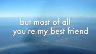 You placed  gold on my  finger - You're my best Friend - Don Williams (Cover)