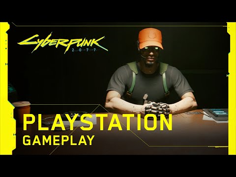 Cyberpunk 2077 Shows Off PlayStation 4 and PS5 Footage In New Video