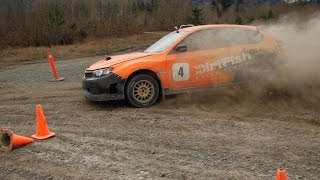 Rally School Part 1: Mathias Sets the Pace