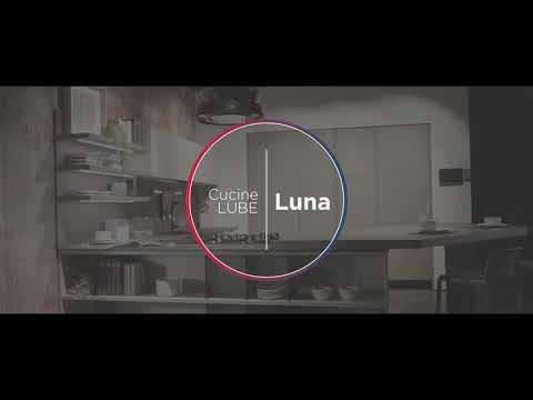 Modello Luna, Cucine LUBE | Store Guidonia Montecelio (RM) - Esposizione - LUBE CREO Store Guidonia (Roma)