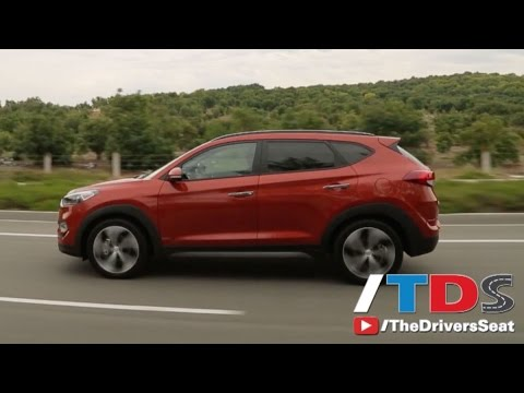 REVIEWED! 2016 Hyundai Tucson - Look out CR-V, the Tucson is coming!