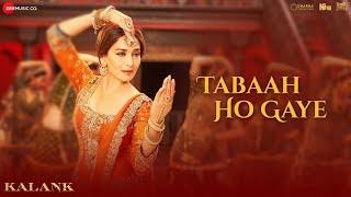 Tabaah Ho Gaye - Kalank | Madhuri Dixit | Pritam | Amitabh | Abhishek