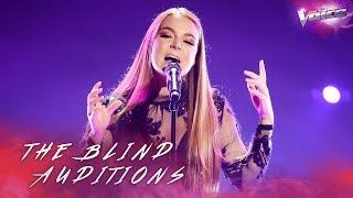 Blind Audition: Sally Skelton sings Wolves | The Voice Australia 2018