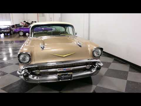 Video of '57 Chevrolet 150 Offered by Streetside Classics - Dallas / Fort Worth - MOA8