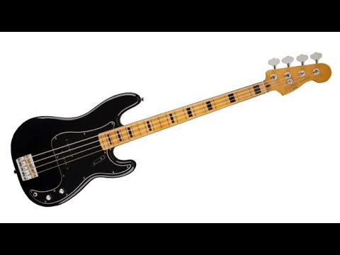 Bass Review! Fender Squire Classic Vibe 70's P-Bass – Me Likey!