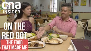 The Food That Made Me - Genevieve & The Fusion Food People | On The Red Dot | Full Episode