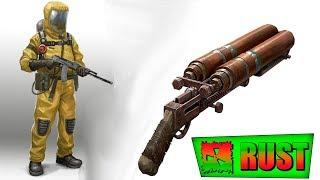Rust Как убивать ботов на Дороге ?!