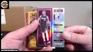 JeyZ's 2017-18 Panini Contenders Basketball 2-Box Break