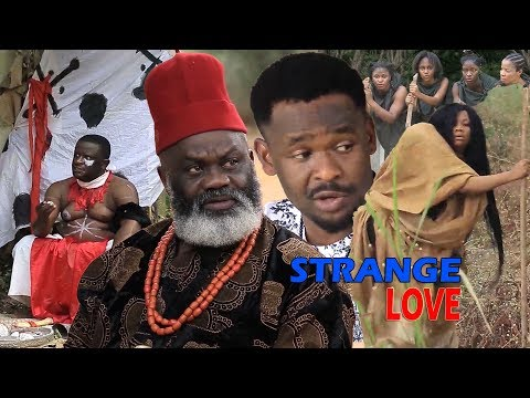 "Strange Love Part 1&2 - ""DON BRYMO"" 2019 Latest Trending Nigerian Nollywood Movies | FULL HD"