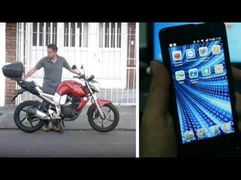 Dispositivo GPS para motos y carros