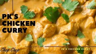 PKS CHICKEN CURRY || CHOP CHOP DIARIES || Ayushman Joshi || Priyanka Karki