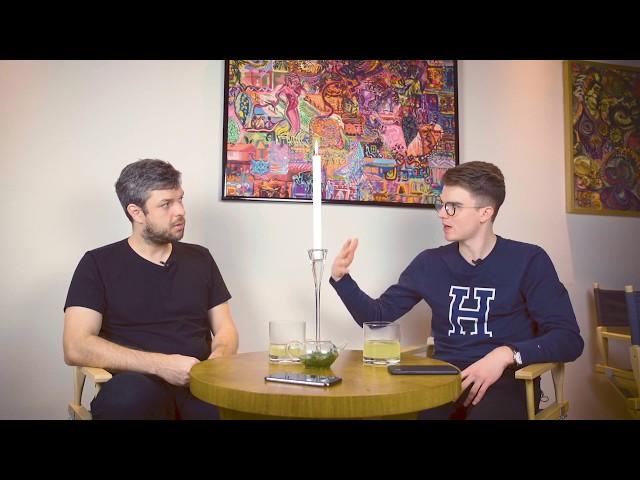 DEEP TALKS Petra Ludwiga: Přední český youtuber Kovy nejen o smyslu své práce