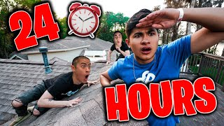 24 HOUR OVERNIGHT Challenge on ROOF (IBP MANSION)
