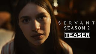SERVANT SEASON 2 Official Teaser Trailer (2020) Nell Tiger Free, Rupert Grint Drama Horror HD by CinemaBox Trailers
