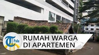Kisah Rumah Lies yang Nyempil di Tengah Apartemen Mewah