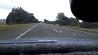 preview picture of video 'Driving Timelapse #7 - Benalla to Wangaratta'