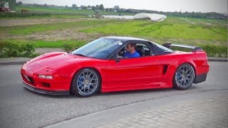 Best of Honda NSX Compilation!