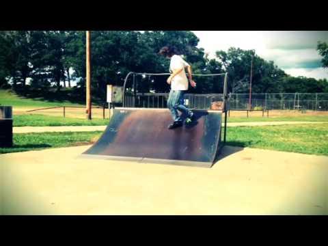 Durant skatepark with the boys