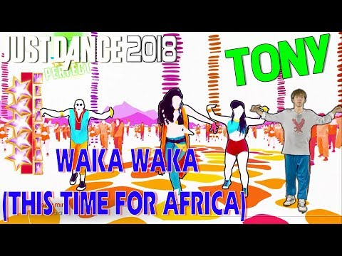 Just Dance 2018: Waka Waka (This Time For Africa) - Classic