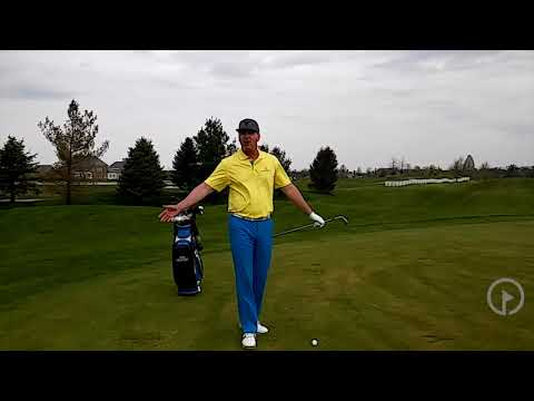 Open Your Forward Foot at Set-up for Better Rotation