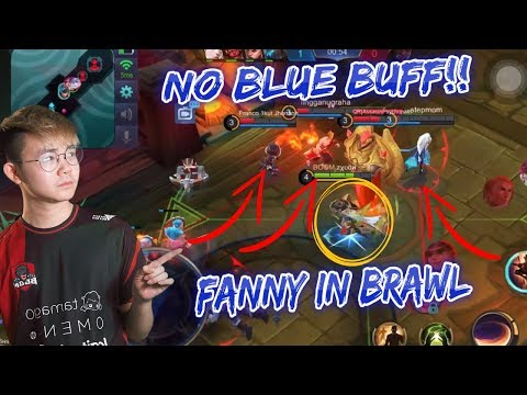 Zxuan Fanny in Brawl Mode!