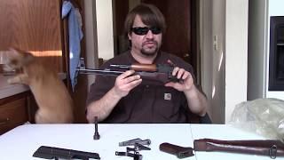 AofA Rare 1963 Dated Romanian PM-63 AK Parts Kit Review