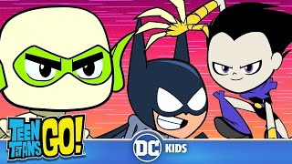 Teen Titans Go! | Top 10 Awesome Moments | DC Kids