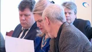 В мэрии Великого Новгорода состоялось заседание городской топонимической комиссии