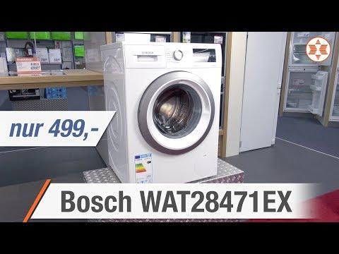 BOSCH Waschmaschine WAQ2849U