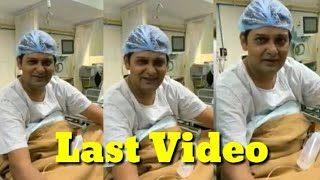 Wajid Khan's LAST Video From The Hospital Singing Salman Khan Movie song Hud Hud Dabangg