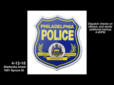 4-12-18 Starbucks 911 Call, Dispatches and Officer Transmissions