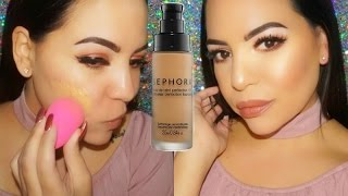 Foundation Friday ! Sephora Collection 10 Hour Wear Perfection Foundation Review ! | Kholo.pk