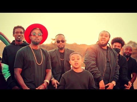 HUPA ft.  AFRO & CALLMEDAGGY - WER'E   ወሬ - New Ethiopian Music 2019 (Official Video)