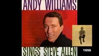 andy williams original album collection    My Happiness   1959