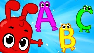 Learn ABCs With Morphle  Alphabet Letters Education For Kids