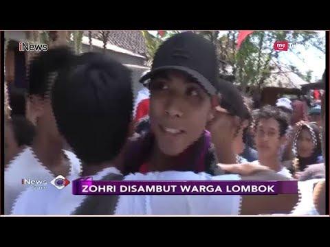 Pulang ke Lombok, Zohri Disambut Antusias oleh Keluarga dan Warga - iNews Sore 31/08