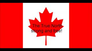 National Anthem of Canada   O Canada   Lyrics